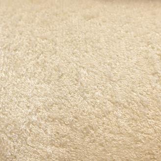 Tissu éponge de Bambou écru en 150 cm