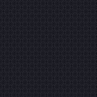 Tissu patchwork diamants noirs ton sur ton - Essential Basics