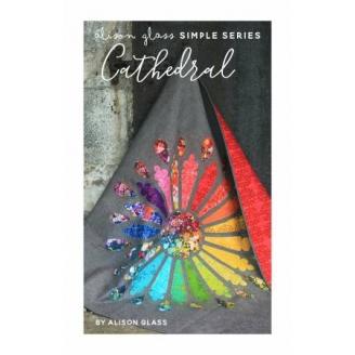 Cathedral Quilt - Modèle de patchwork par Alison Glass