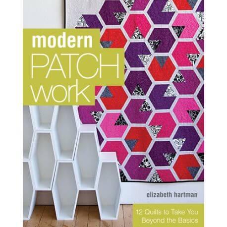 Modern Patchwork - Elizabeth Hartman (livre en anglais)