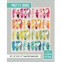 Jolis oiseaux - Modèle de patchwork d'Elizabeth Hartman (Pretty Birds)