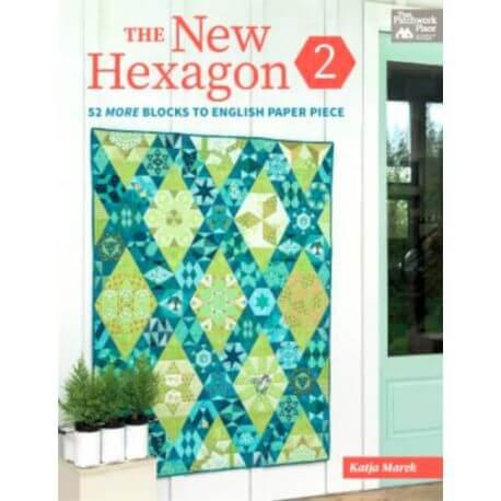 The New Hexagon 2 (livre en anglais)