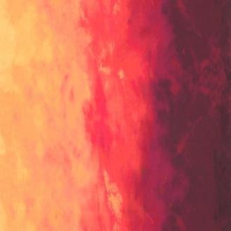 Tissu patchwork dégradé ciel au coucher du soleil - Sky