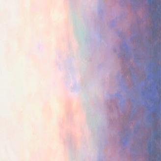 Tissu patchwork dégradé ciel d'opale - Sky