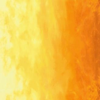 Tissu patchwork dégradé ciel de feu - Sky