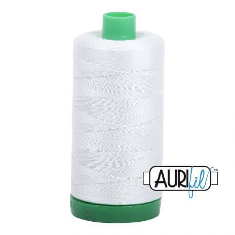 Fil Aurifil Mako 40 Vert très pâle