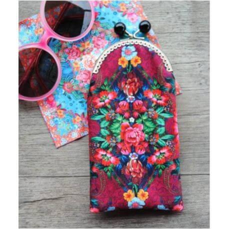 Étui à lunettes Istambul - kit de couture