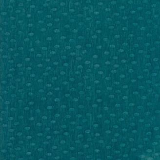 Tissu patchwork ovales ton sur ton pétrole - Painted Meadow de Moda