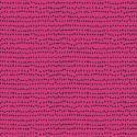 Tissu patchwork gouttelettes noires fond rose fuchsia - Legendary