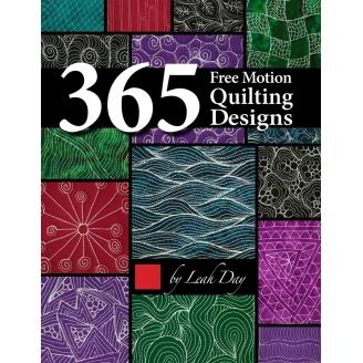 365 Free Motion Quilting Designs (livre en anglais)
