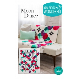 Moon Dance - Modèle de patchwork