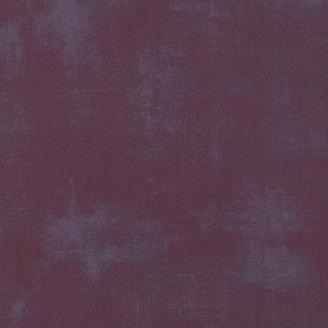 Tissu patchwork faux-uni patiné Vin rouge - Grunge de Moda
