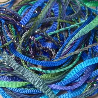 Tidbits par Oliver Twists - Bleu-vert