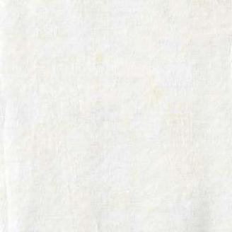 Tissu batik marbré écru