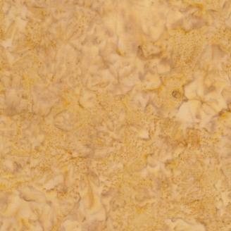 Tissu batik marbré beige liège