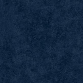 Tissu patchwork grande largeur faux-uni bleu marine