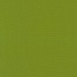 Tissu patchwork uni de Kona - vert Péridot (Peridot)