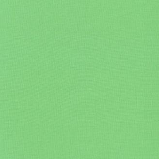 Tissu patchwork uni de Kona vert - Asperge (Asparagus)