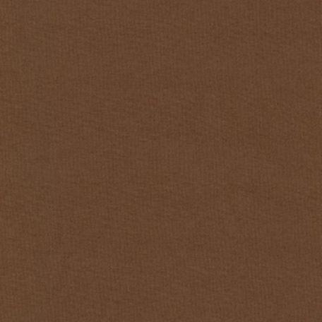 Tissu patchwork uni de Kona marron - Mocha