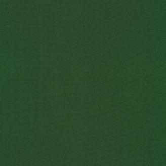 Tissu patchwork uni de Kona vert - Genévrier (Juniper)