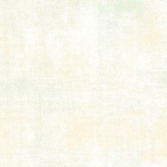 Tissu patchwork faux-uni patiné blanc cassé Sucre - Grunge de Moda