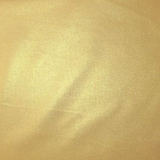 Tissu patchwork doré Metallic Gold - Shiny