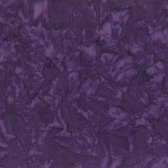 Tissu batik marbré violet candy