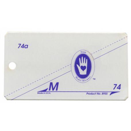 Set M pour 5-patch - Gabarits pour patchwork de Marti Michell