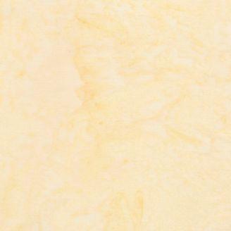 Tissu batik marbré crème lait de poule
