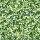 Tissu patchwork feuillage clair