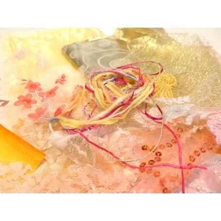 L'Été, grand kit textile d'Ina Georgeta Statescu