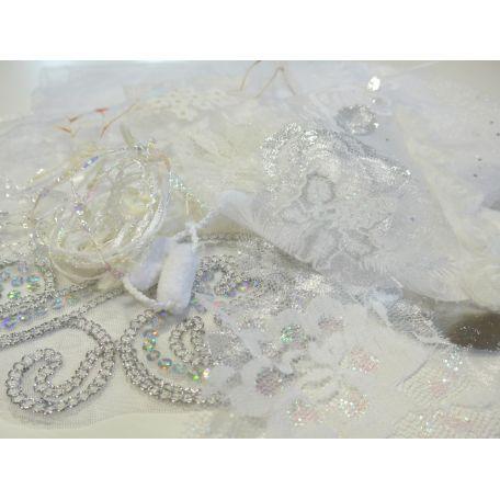 L'Hiver, grand kit textile d'Ina Georgeta Statescu