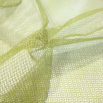 Tissu filet (mesh) Vert Pomme