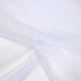 Tissu filet (mesh) Blanc