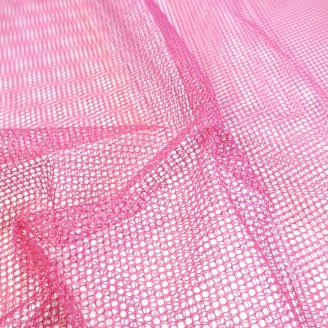 Tissu filet (mesh) Fuchsia