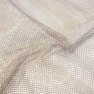 Tissu filet (mesh) Taupe
