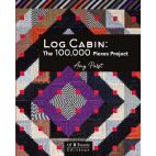 Log cabin : The 100 000 pieces project - Amy Pabst