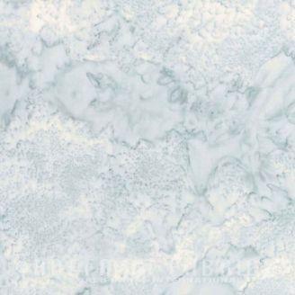 Tissu batik marbré gris givre