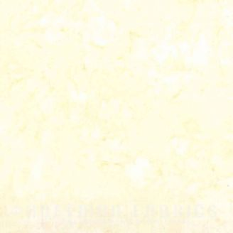 Tissu batik marbré crème gardenia