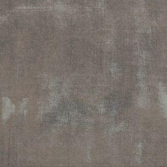 Tissu patchwork faux-uni patiné gris - Grunge de Moda