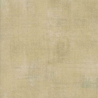 Tissu patchwork faux-uni patiné beige maven - Grunge de Moda