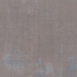 Tissu patchwork faux-uni patiné gris stone - Grunge de Moda