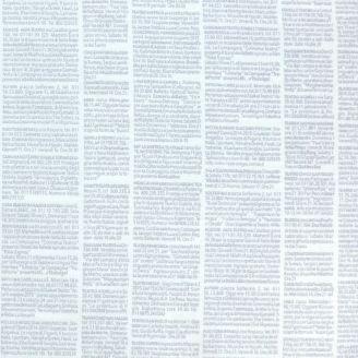 Tissu patchwork écritures grises d'imprimerie fond blanc cassé
