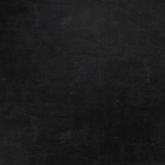 Tissu patchwork faux-uni texture noire