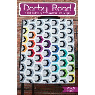 Darby Road - Modèle de patchwork