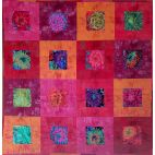 Mise en plis - kit de patchwork