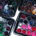 Teindre les tissus avec la teinture Procion - Cours en ligne