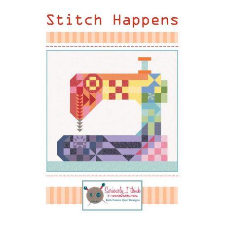 Stitch Happens - Modèle de patchwork
