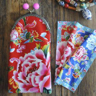 Étui à lunettes Shangaï - kit de couture