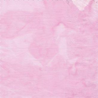 Tissu batik marbré rose barbe à papa